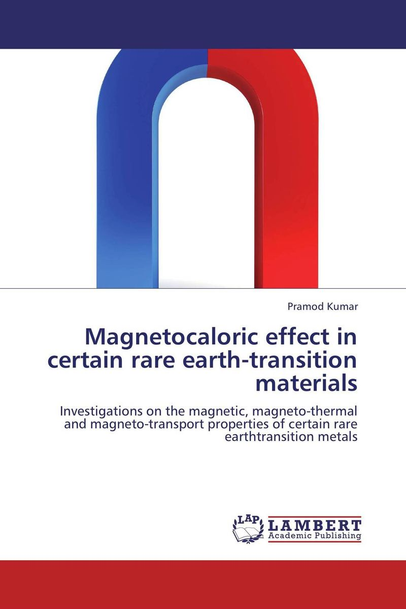 Magnetocaloric effect in certain rare earth-transition materials swapna nair and m r anantharaman investigation on the nanomagnetic materials and ferrofluids