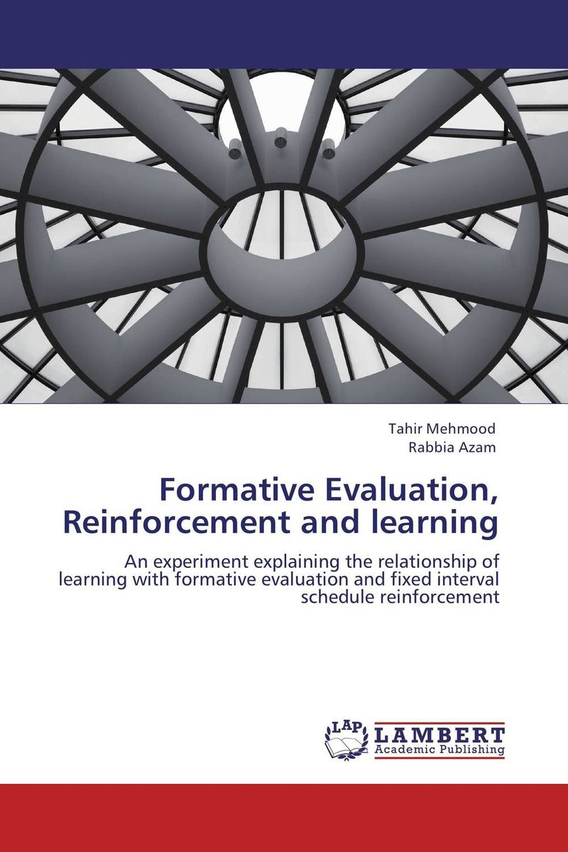 Formative Evaluation, Reinforcement and learning anatoly peresetsky do secrets come out statistical evaluation of student cheating