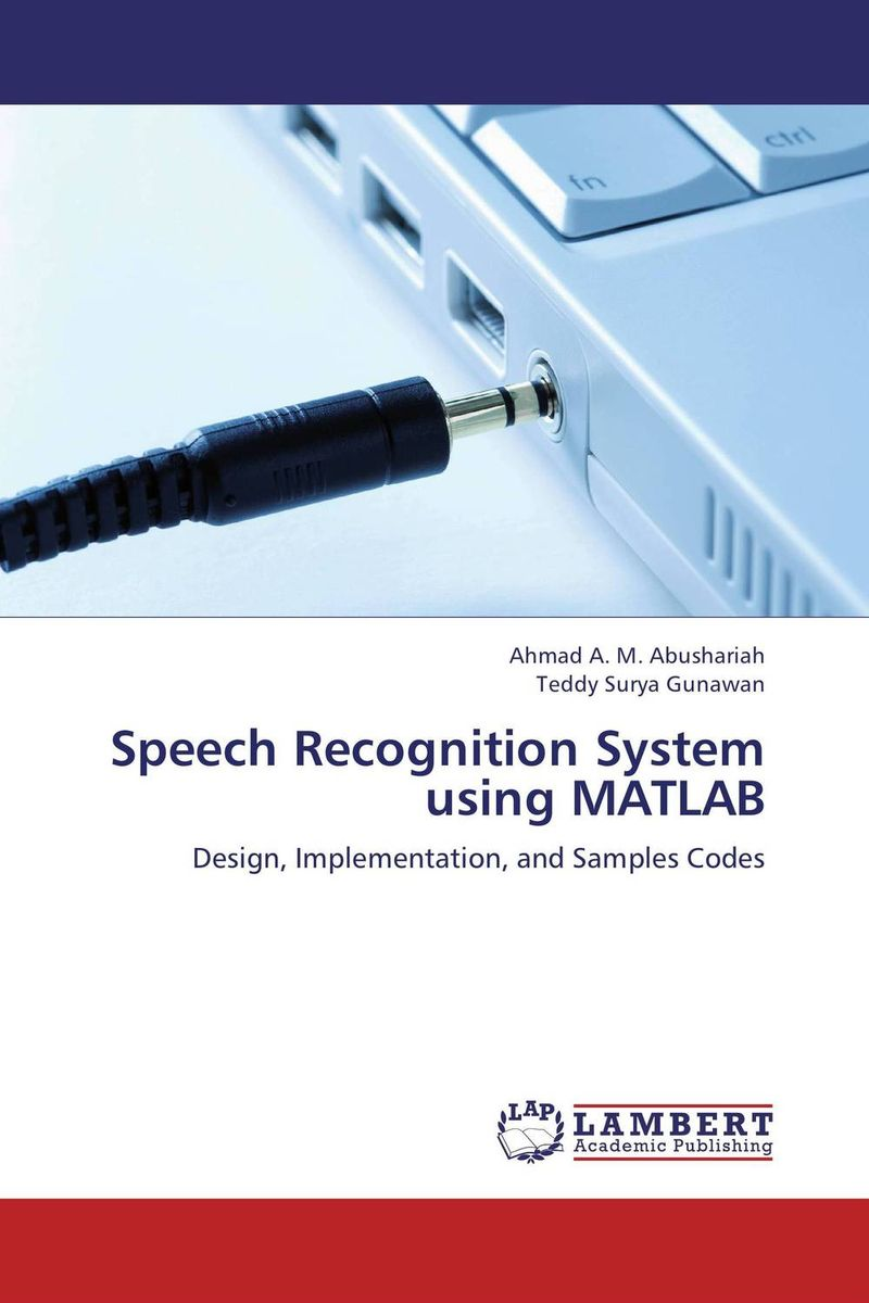 Speech Recognition System using MATLAB cerebral palsy speech recognition system