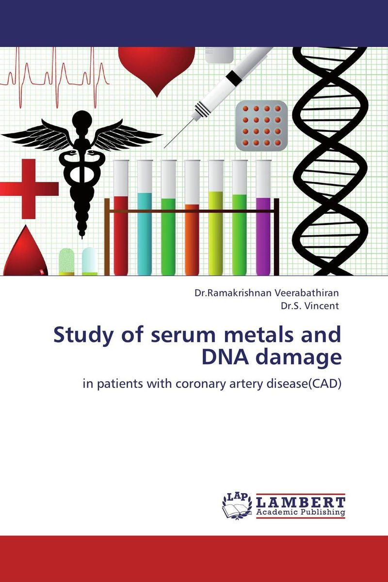 Study of serum metals and DNA damage the role of dna damage and repair in cell aging 4