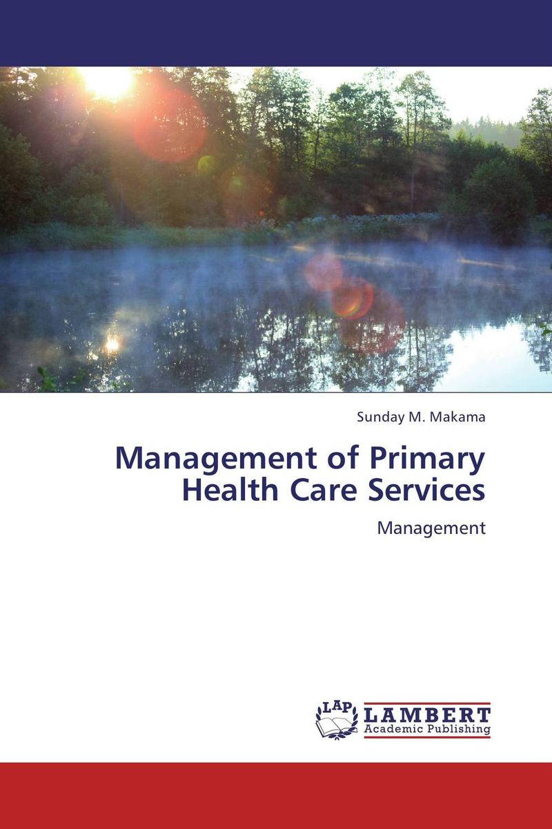 Management of Primary Health Care Services