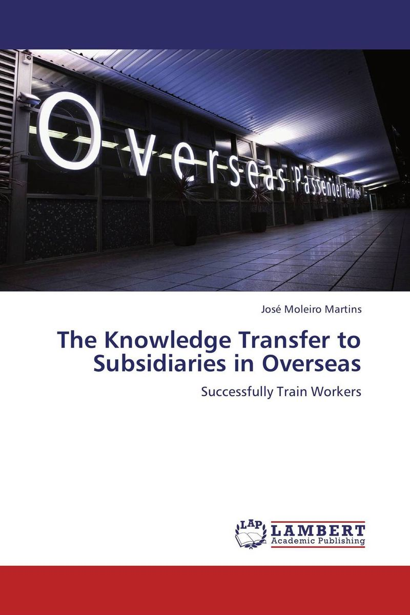 The Knowledge Transfer to Subsidiaries in Overseas recognizing the role men play in the entrepreneurial success of women