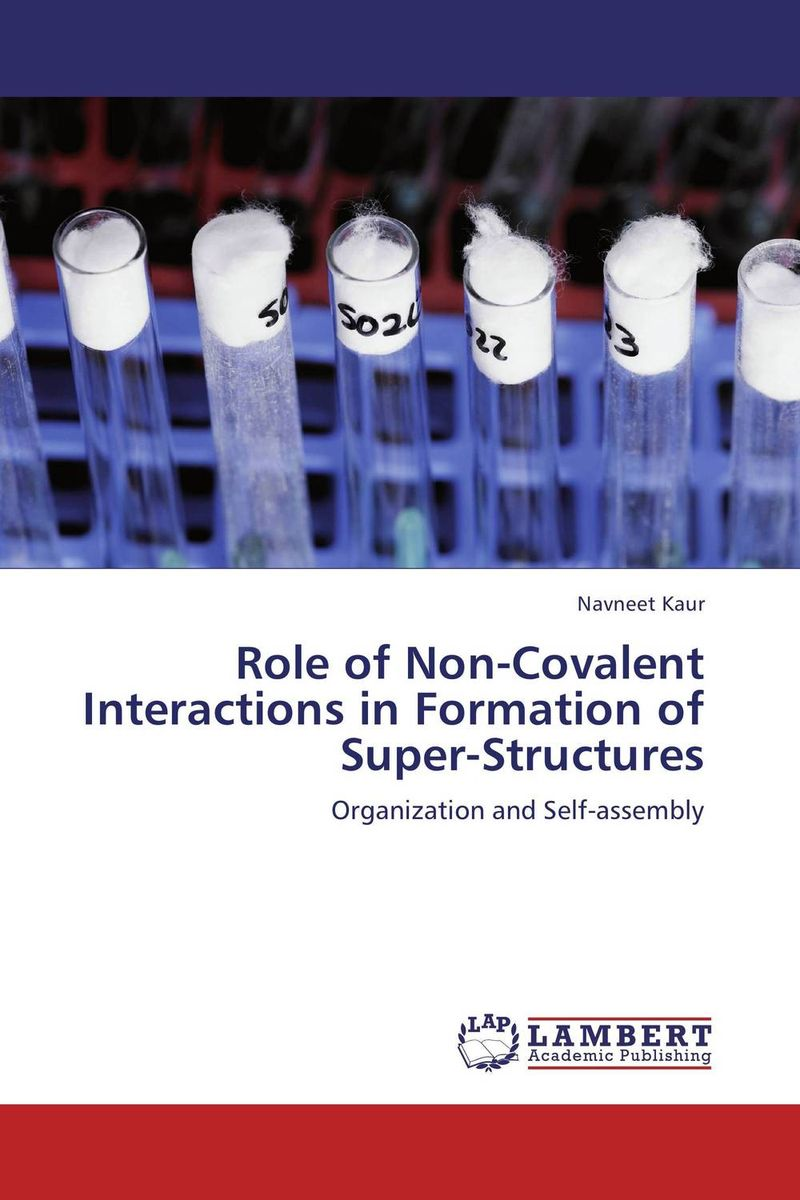 Role of Non-Covalent Interactions in Formation of Super-Structures the role of evaluation as a mechanism for advancing principal practice