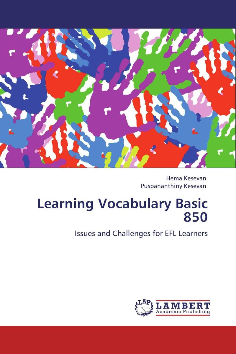 Learning Vocabulary Basic 850 silence in foreign language learning