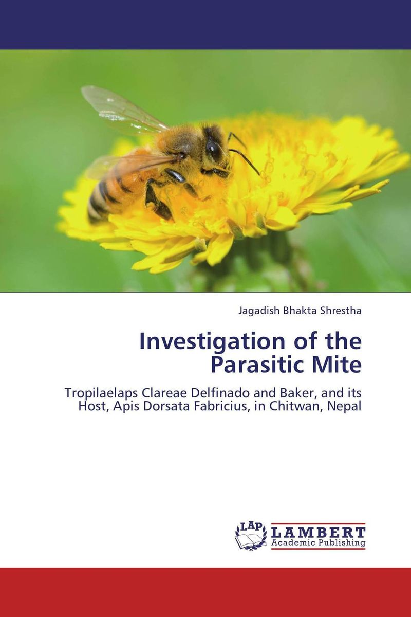 Investigation of the Parasitic Mite parasitic wood