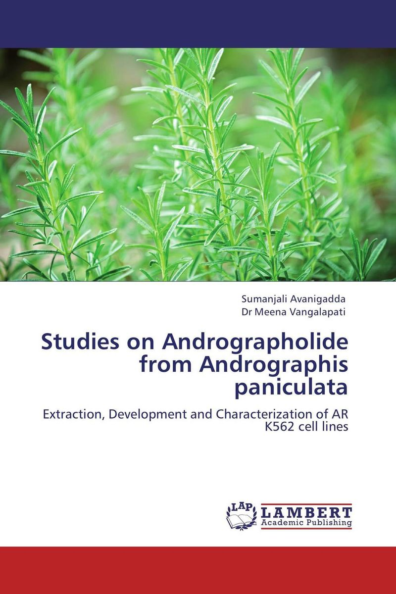 Studies on Andrographolide from Andrographis paniculata studies on schiff bases derived from acetophenones
