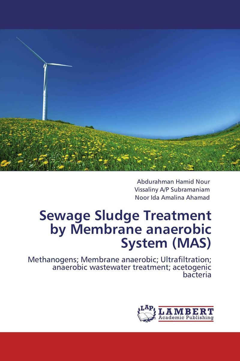 Sewage Sludge Treatment by Membrane anaerobic System (MAS) mann dido anaerobic fermentation of spent grains