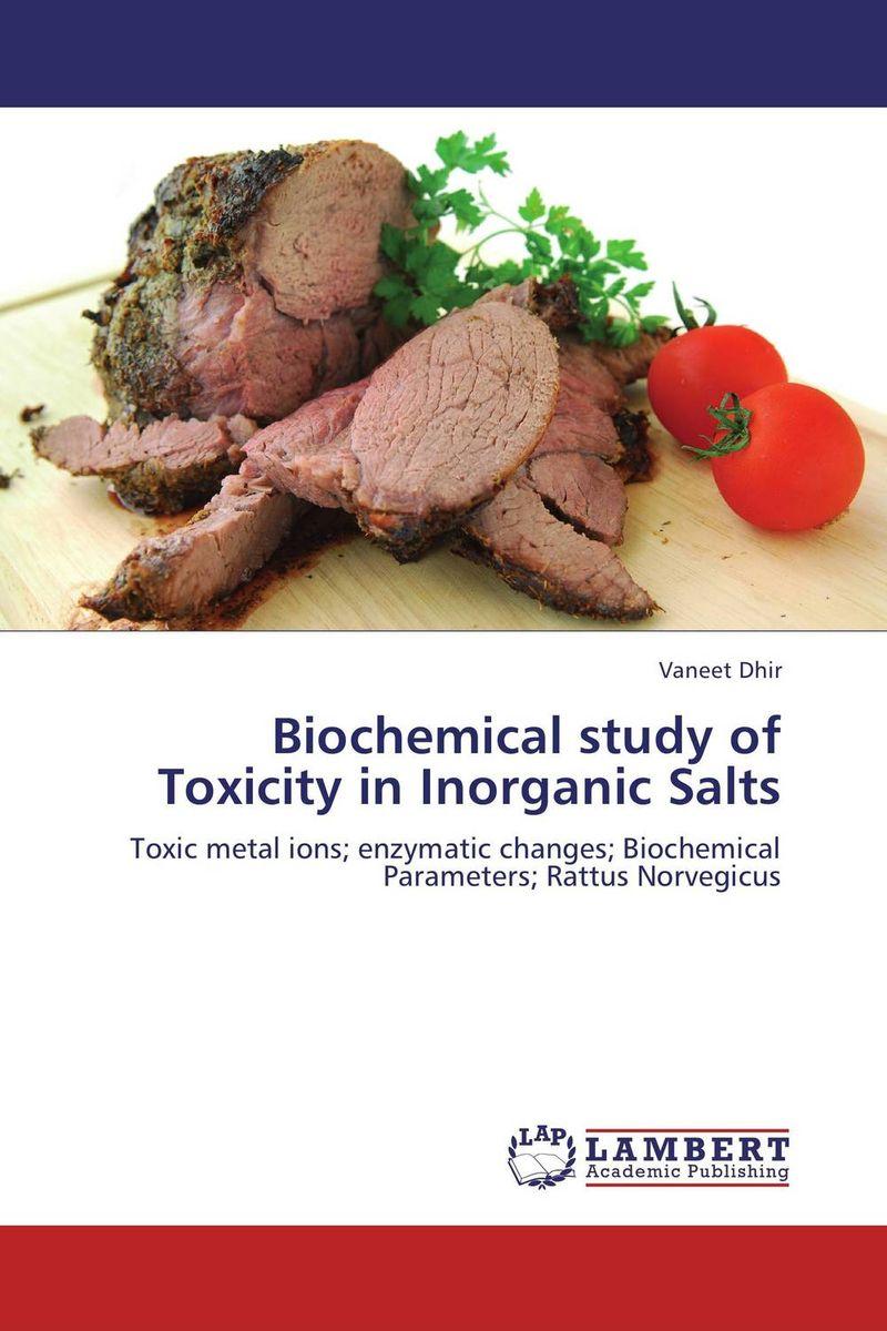 Biochemical study of Toxicity in Inorganic Salts unusual causes of raised serum alanine aminotransferase