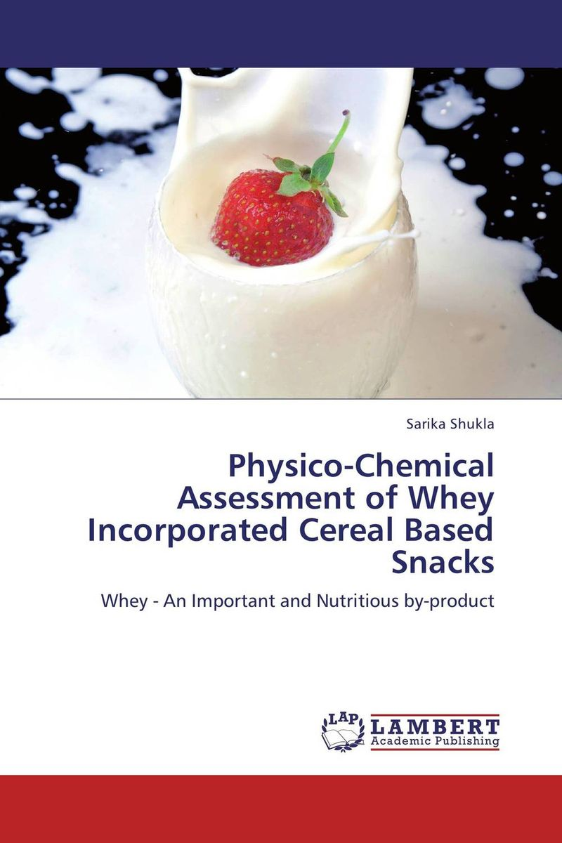 Physico-Chemical Assessment of Whey Incorporated Cereal Based Snacks протеин vp laboratory 100 % platinum whey ваниль 910 г банка