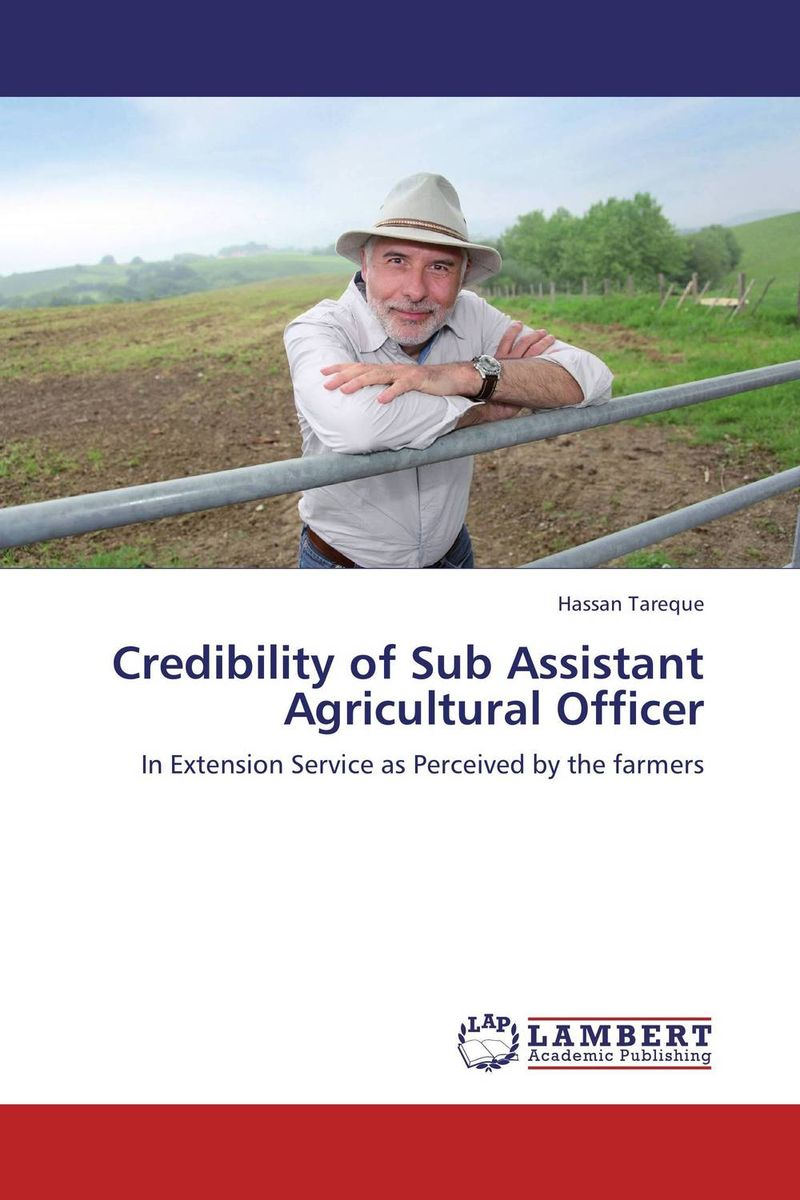 Credibility of Sub Assistant Agricultural Officer the assistant principalship as a career