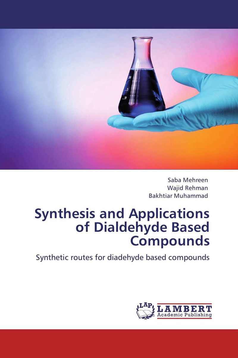 Synthesis and Applications of Dialdehyde Based Compounds studies on schiff bases derived from acetophenones