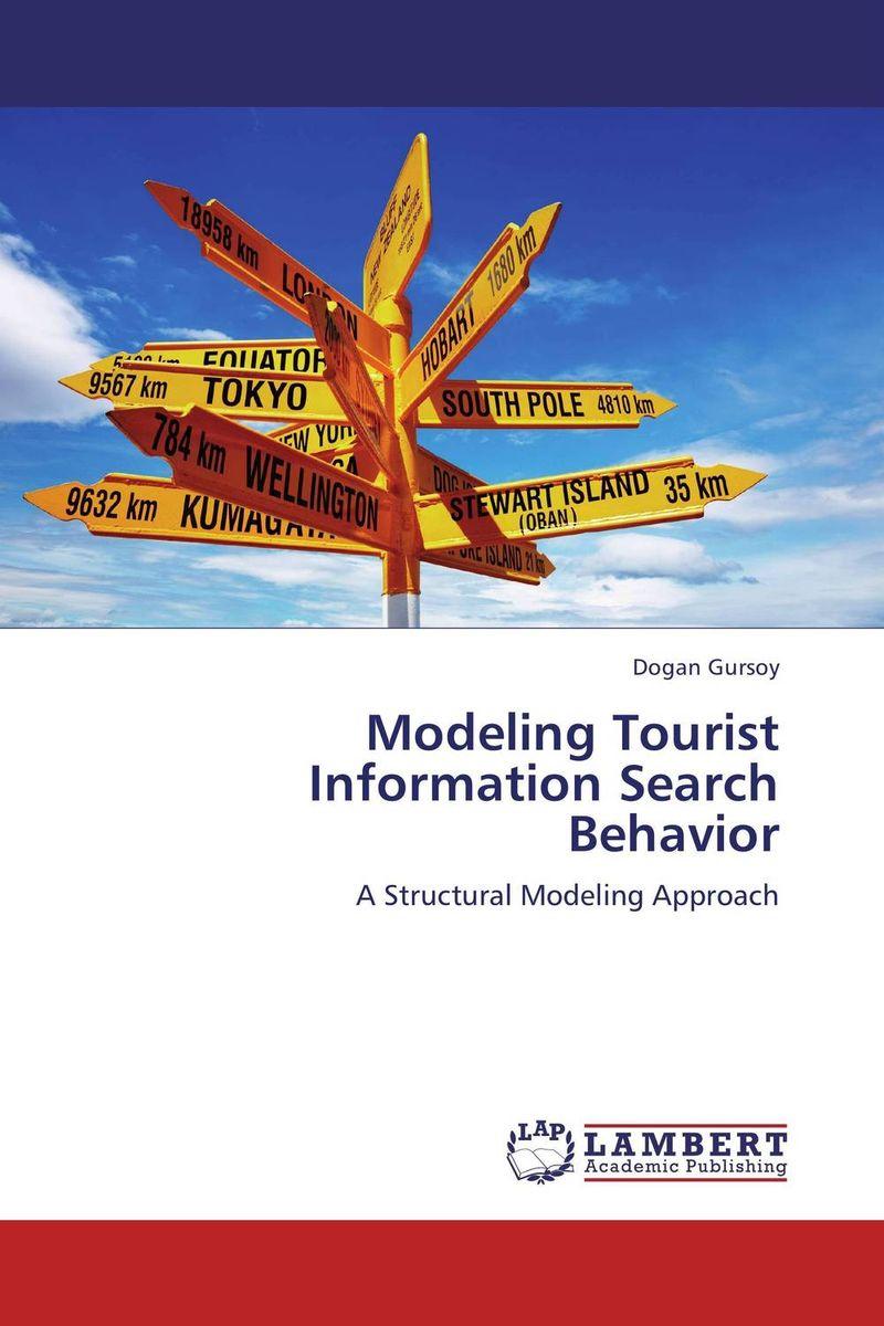 Modeling Tourist Information Search Behavior