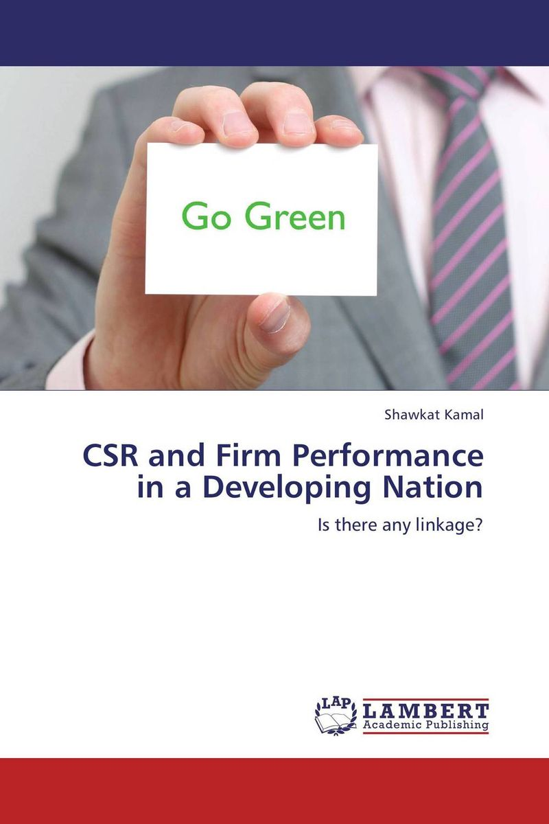 CSR and Firm Performance in a Developing Nation david parmenter key performance indicators developing implementing and using winning kpis