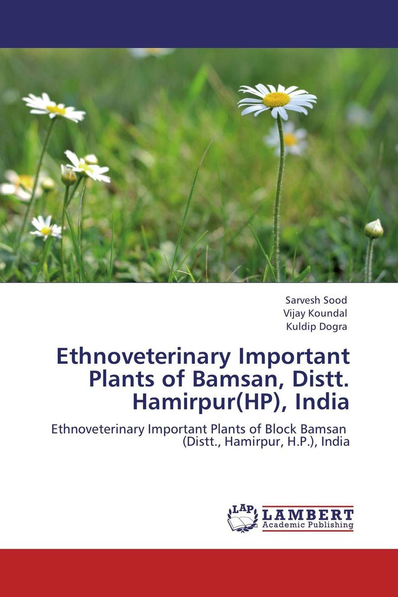 Ethnoveterinary Important Plants of Bamsan, Distt. Hamirpur(HP), India wound healing properties of some indigenous ghanaian plants