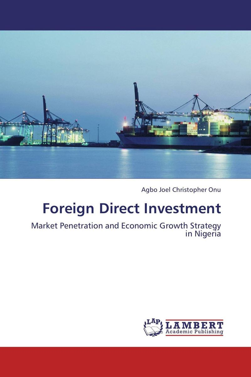 Foreign Direct Investment analysis of foreign private investment in nigeria