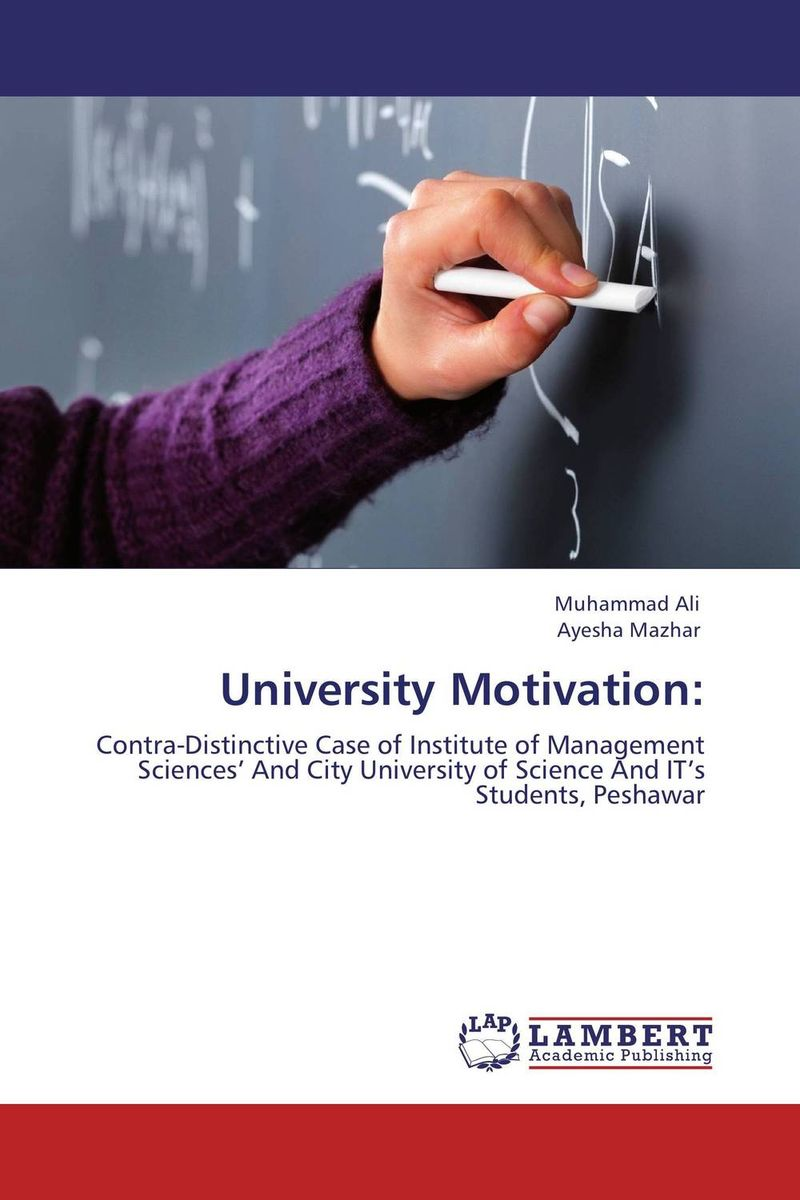 University Motivation: muhammad shahbaz exploring dynamics of l2 motivation
