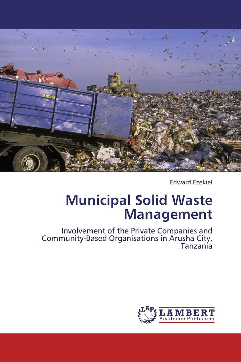 Municipal Solid Waste Management a decision support tool for library book inventory management