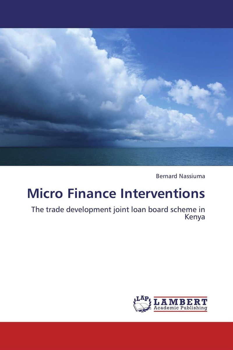Micro Finance Interventions jaynal ud din ahmed and mohd abdul rashid institutional finance for micro and small entreprises in india