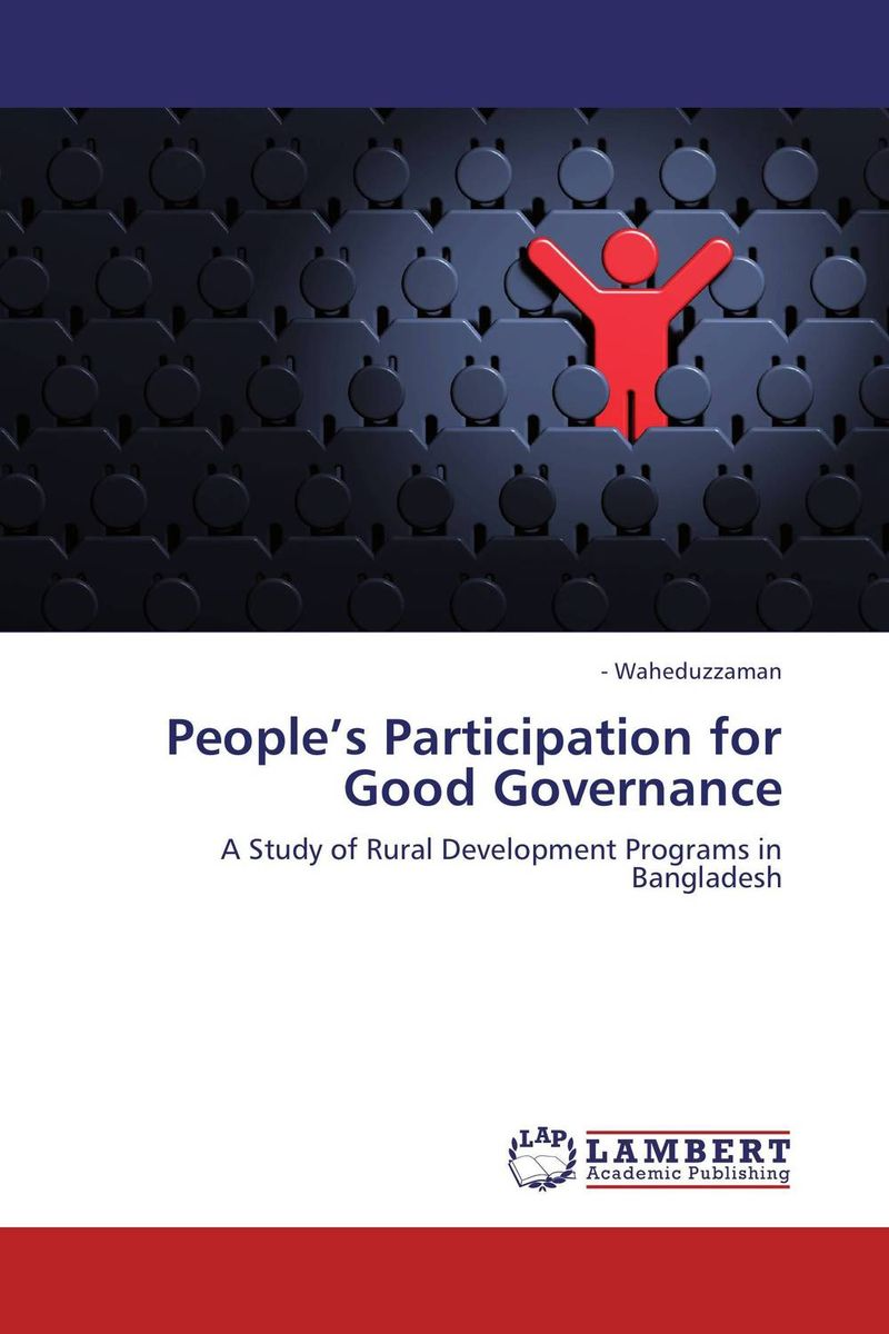 People's Participation for Good Governance corporate governance and firm value