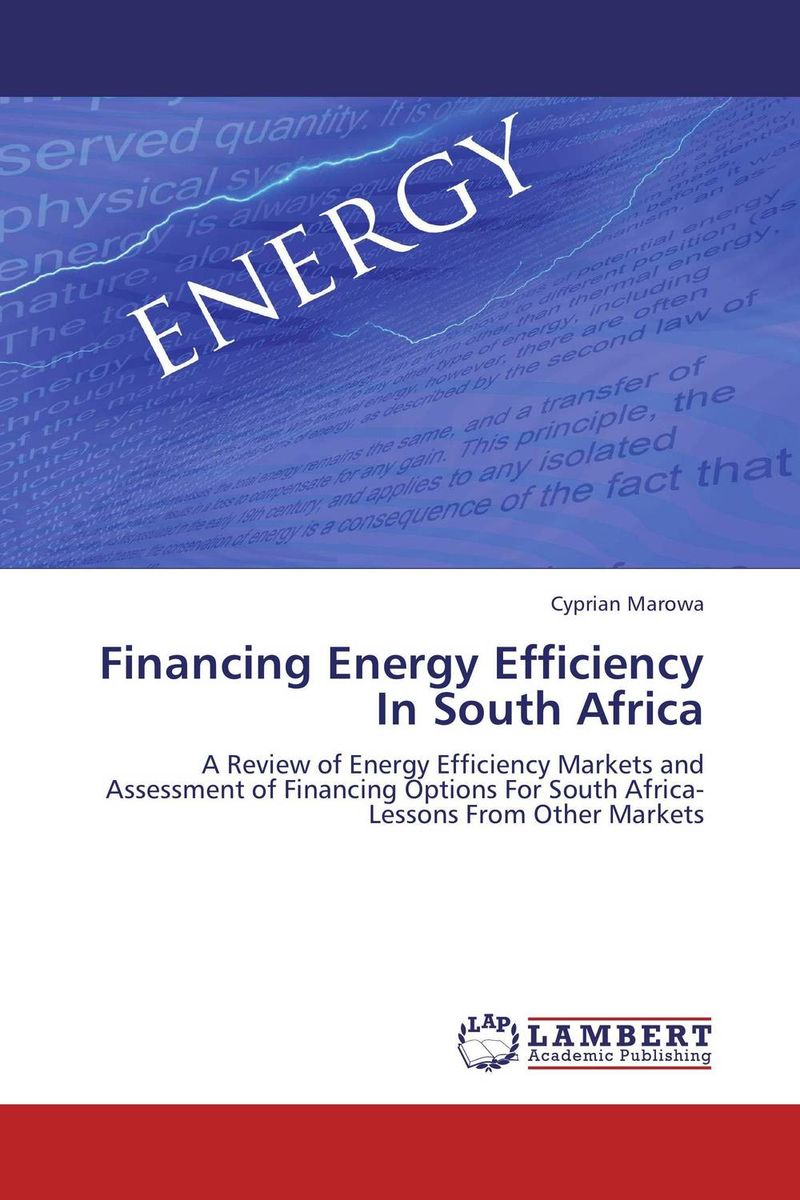 Financing Energy Efficiency In South Africa south african mnes in africa