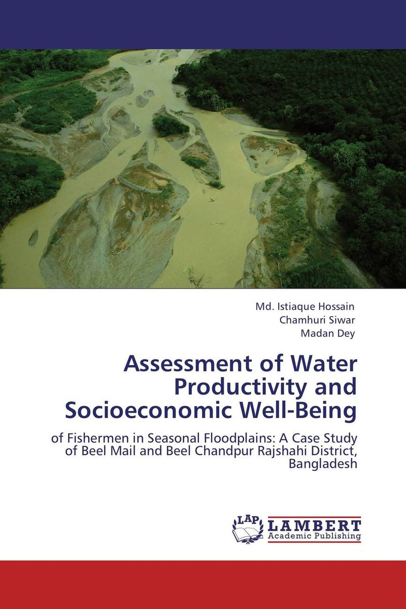 Assessment of Water Productivity and Socioeconomic Well-Being community based disaster assessment