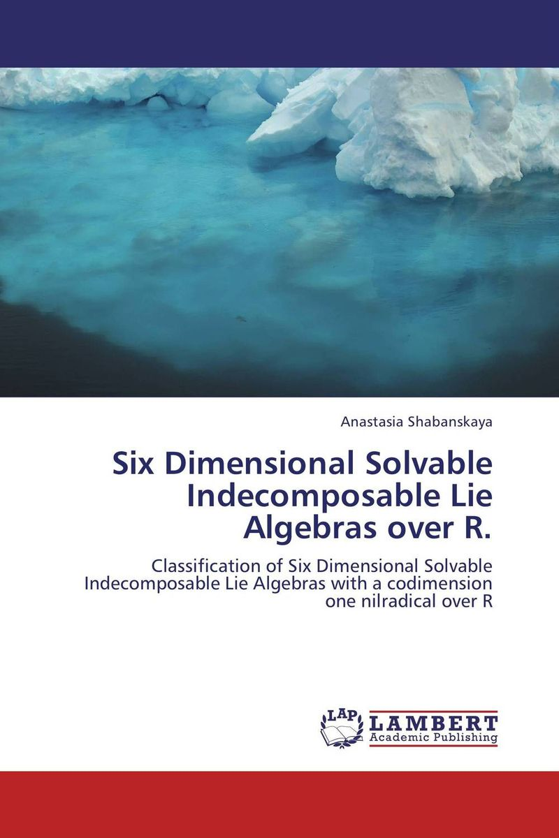 Six Dimensional Solvable Indecomposable Lie Algebras over R. module amenability of banach algebras