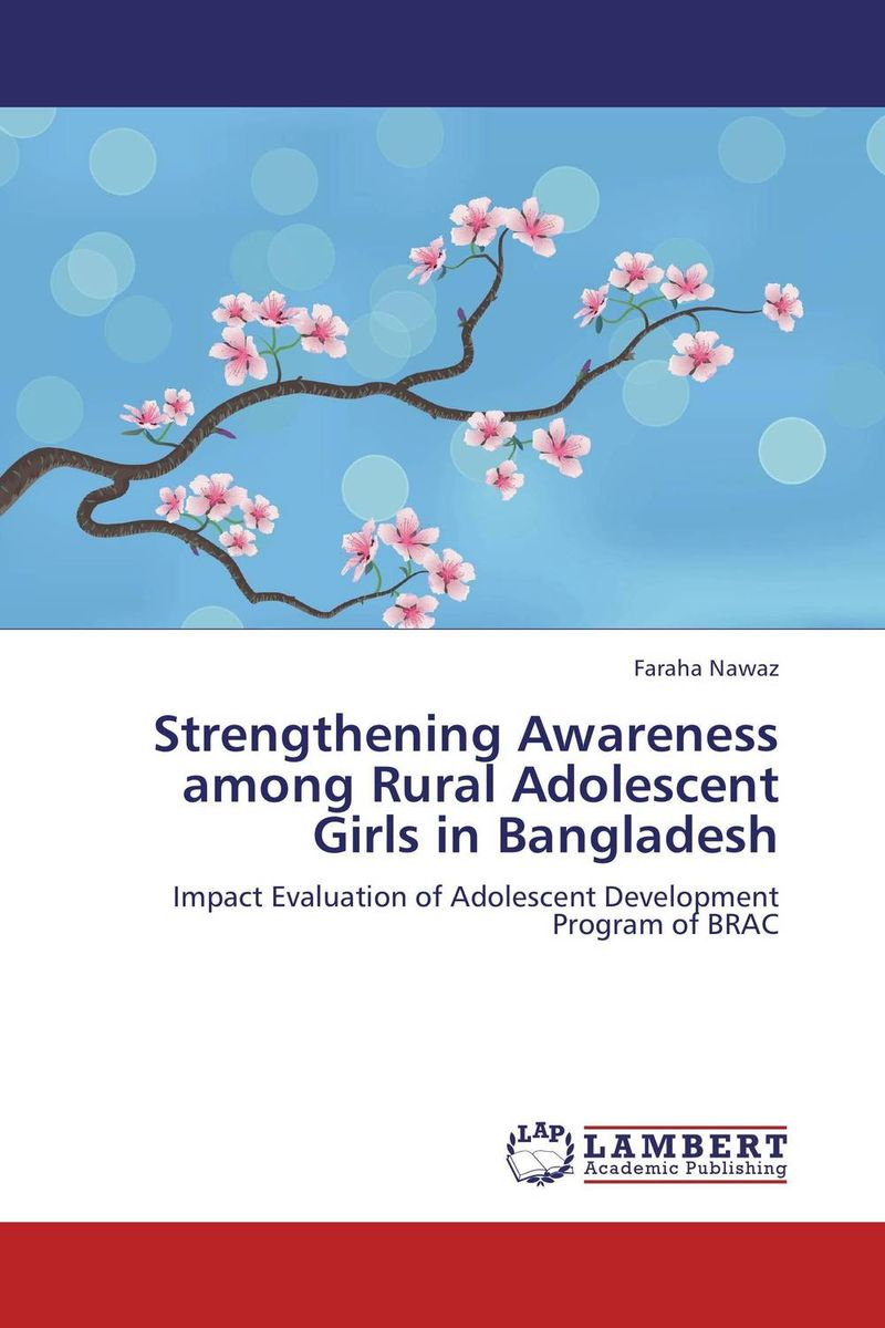 Strengthening Awareness among Rural Adolescent Girls in Bangladesh health awareness among continuing education workers
