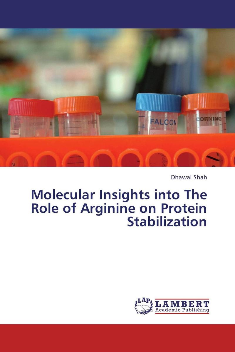 Molecular Insights into The Role of Arginine on Protein Stabilization population balance modelling of non native protein aggregation
