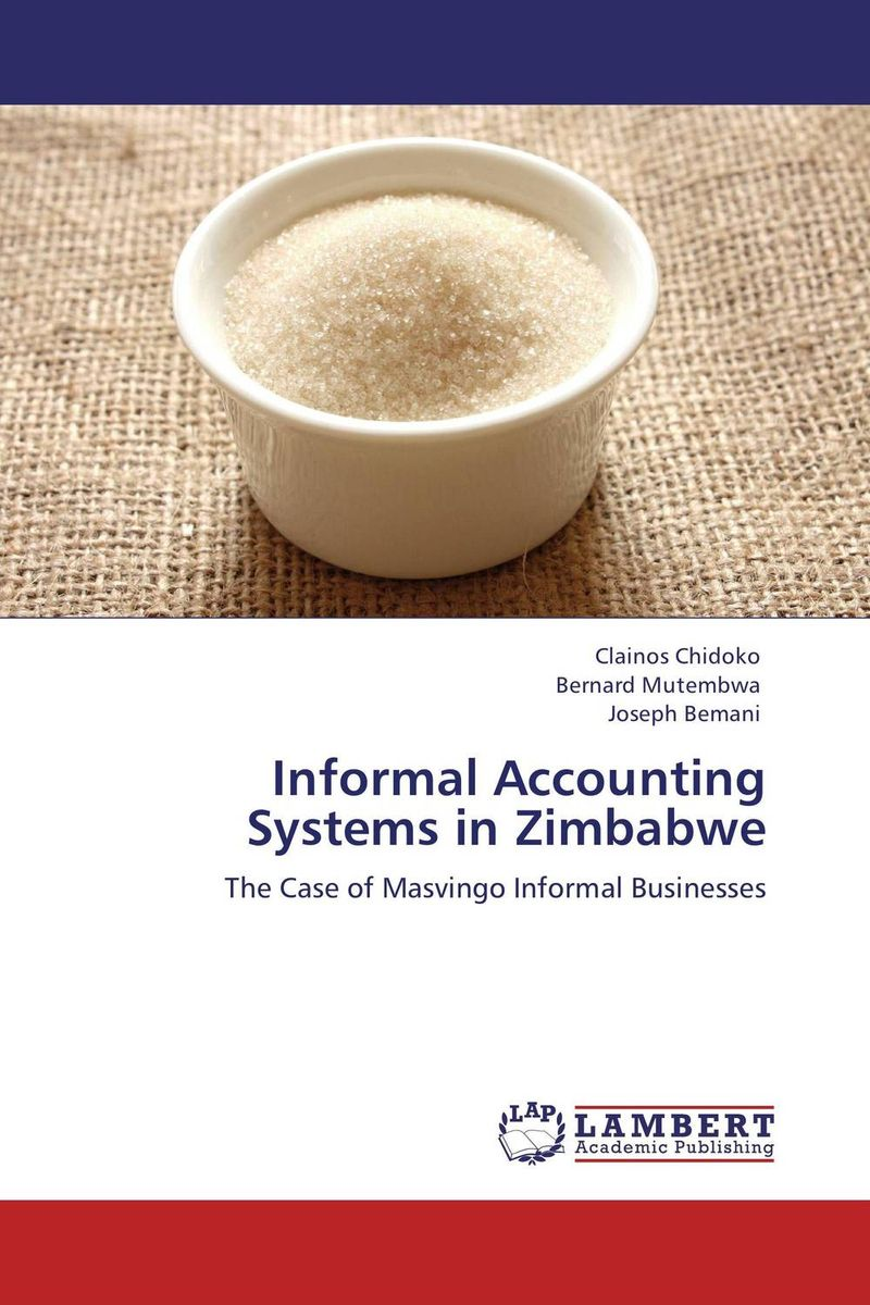 Informal Accounting Systems in Zimbabwe development of ghg mitigation options for alberta's energy sector