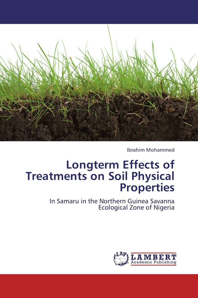 Longterm Effects of Treatments on Soil Physical Properties psychiatric consultation in long term care