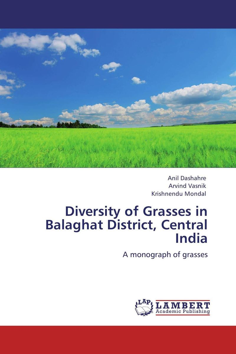 Diversity of Grasses in Balaghat District, Central India planning the family in india