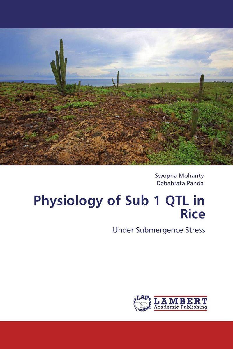 Physiology of Sub 1 QTL in Rice krishna kaveri das debabrata panda and ramani kumar sarkar screening of submergence tolerance in rice