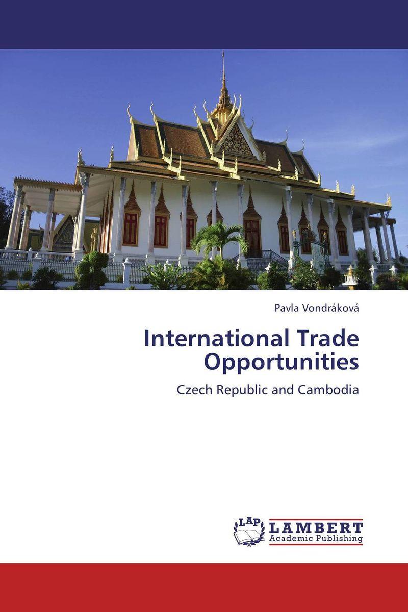 где купить International Trade Opportunities по лучшей цене