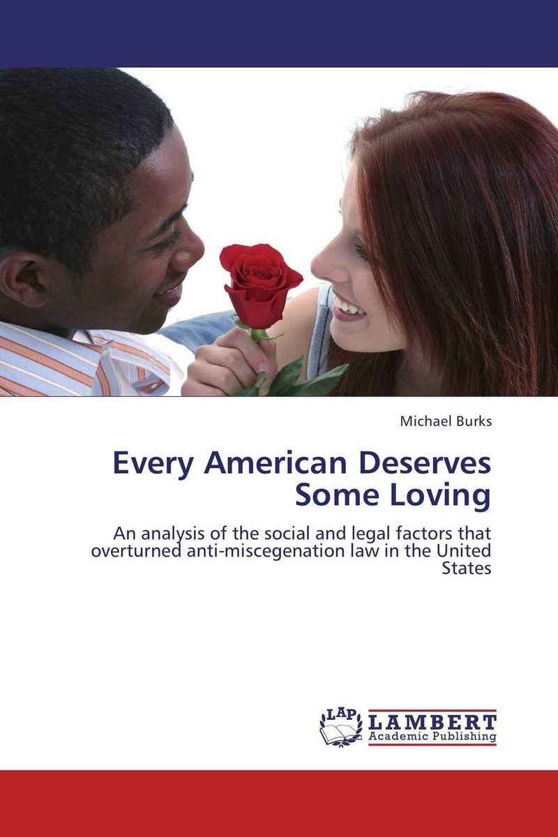 Every American Deserves Some Loving this loving land
