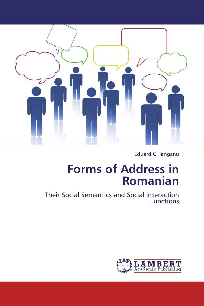 Forms of Address in Romanian urban forms