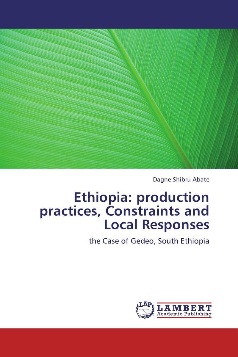 Фото Ethiopia: production practices, Constraints and Local Responses cervical cancer in amhara region in ethiopia