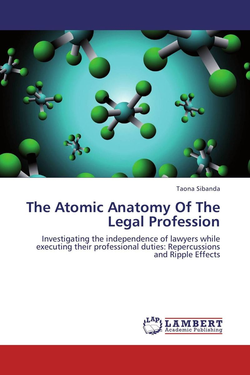 The Atomic Anatomy Of The Legal Profession the terror presidency – law and judgement inside the bush administration