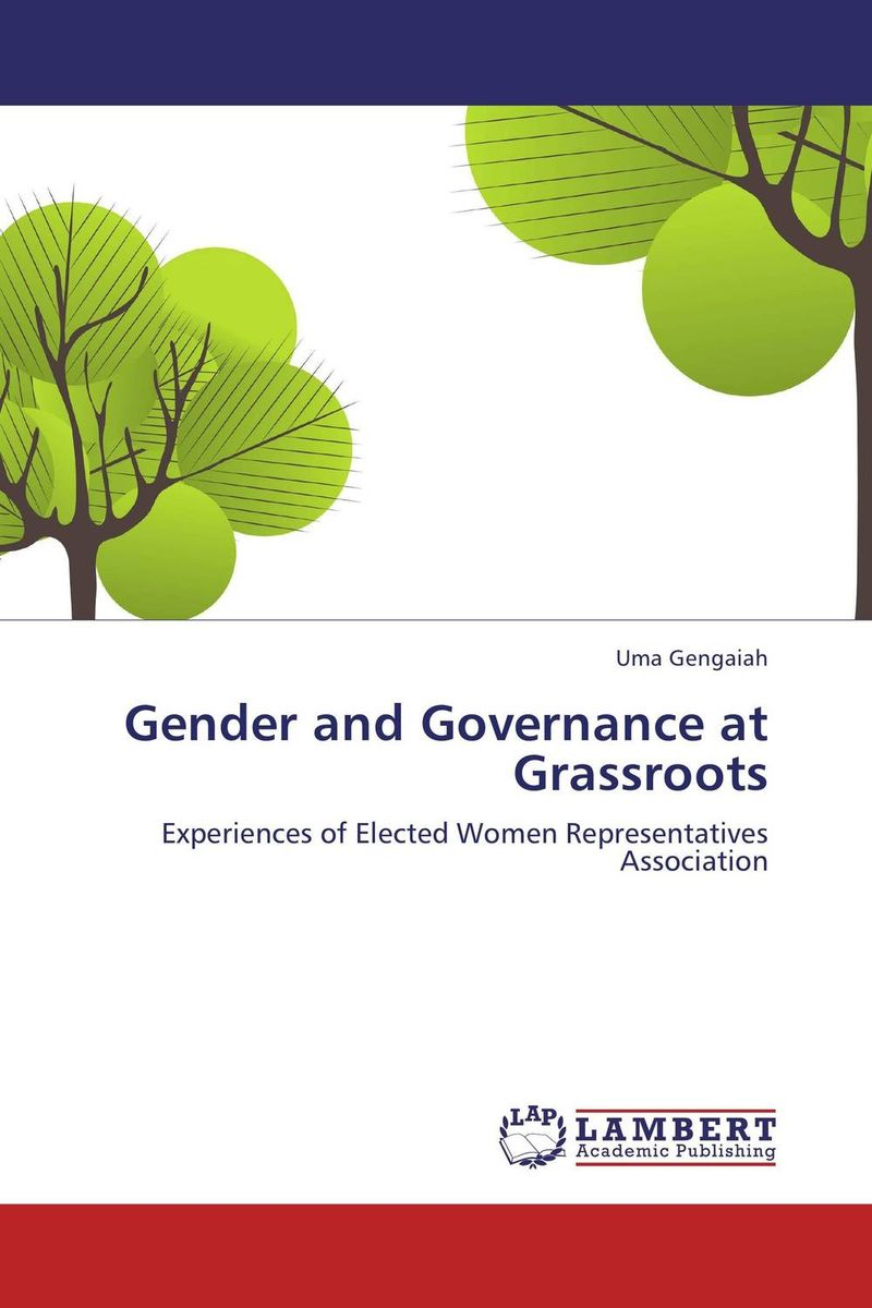 Gender and Governance at Grassroots my apartment