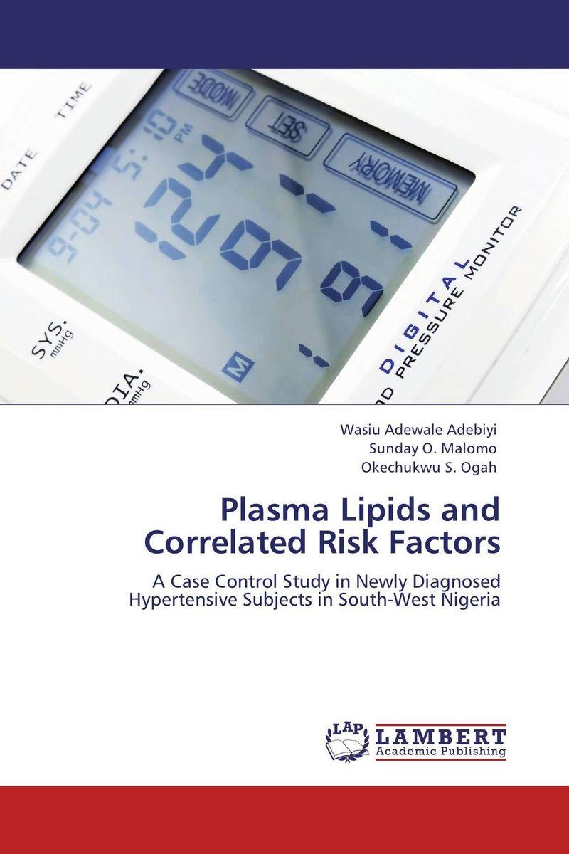 Plasma Lipids and Correlated Risk Factors