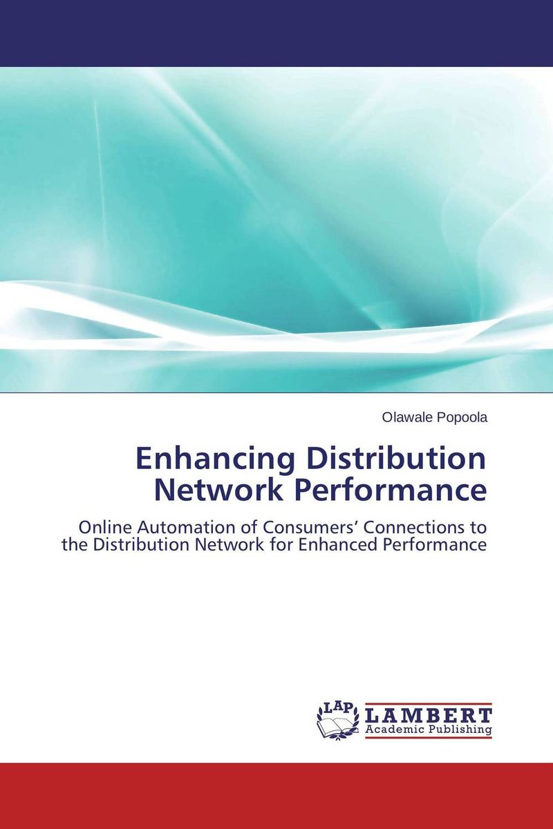 Enhancing Distribution Network Performance футболка print bar ингушетия