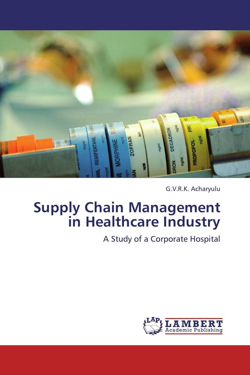 Supply Chain Management in Healthcare Industry dairy supply chain management