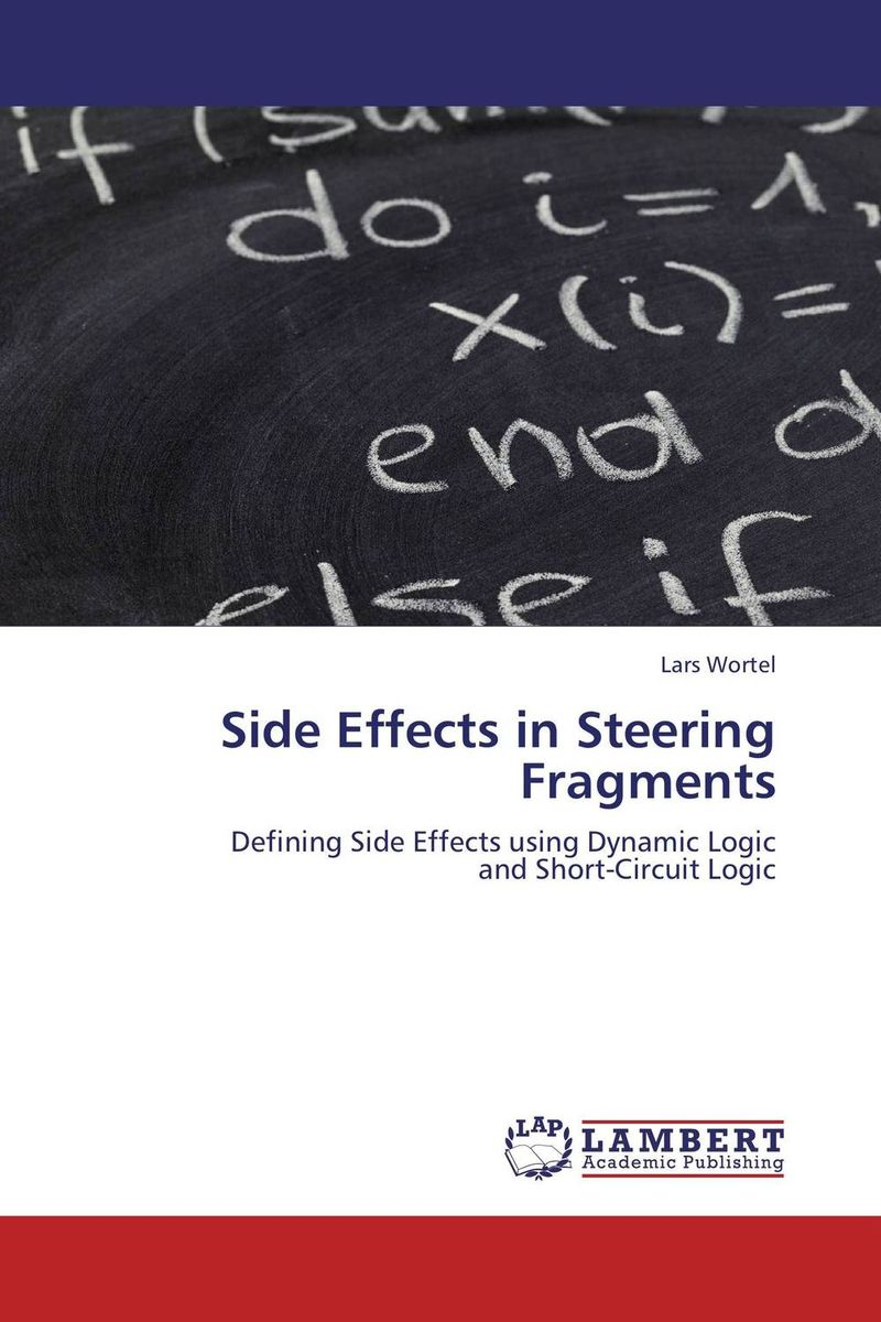 Side Effects in Steering Fragments effects of exercise