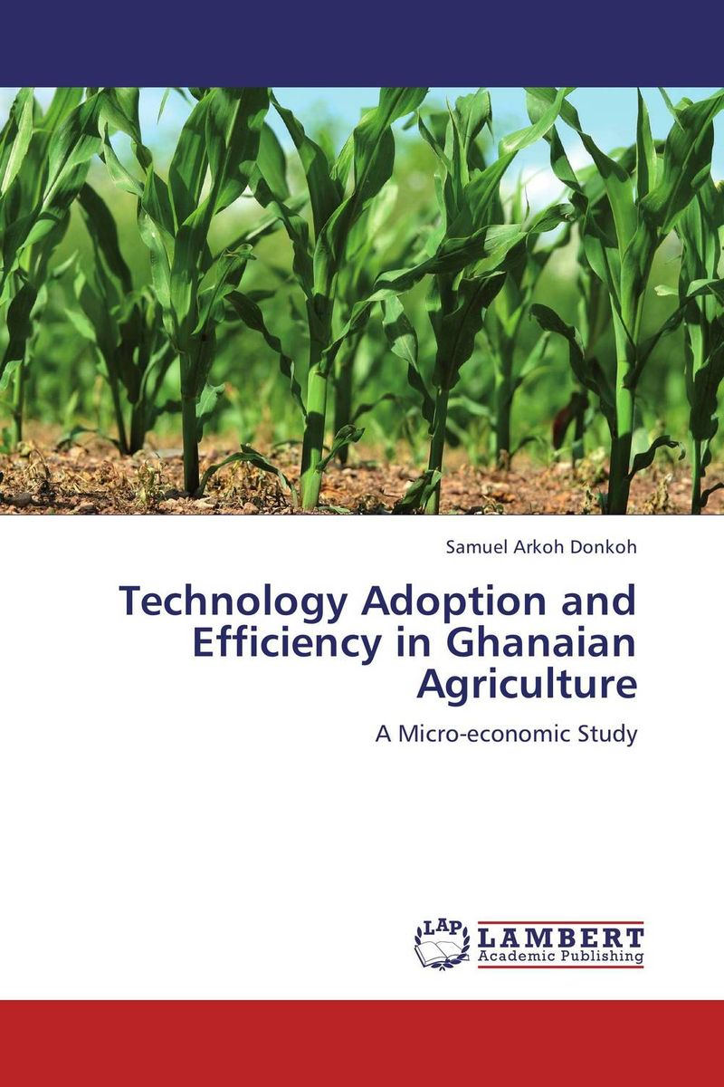 Technology Adoption and Efficiency in Ghanaian Agriculture comparison of global fisheries' efficiency levels using meta frontier