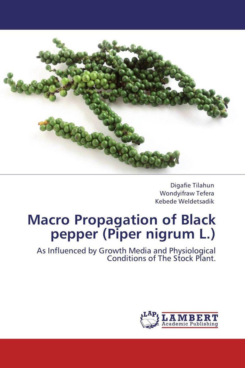 Macro Propagation of Black pepper (Piper nigrum L.) husk