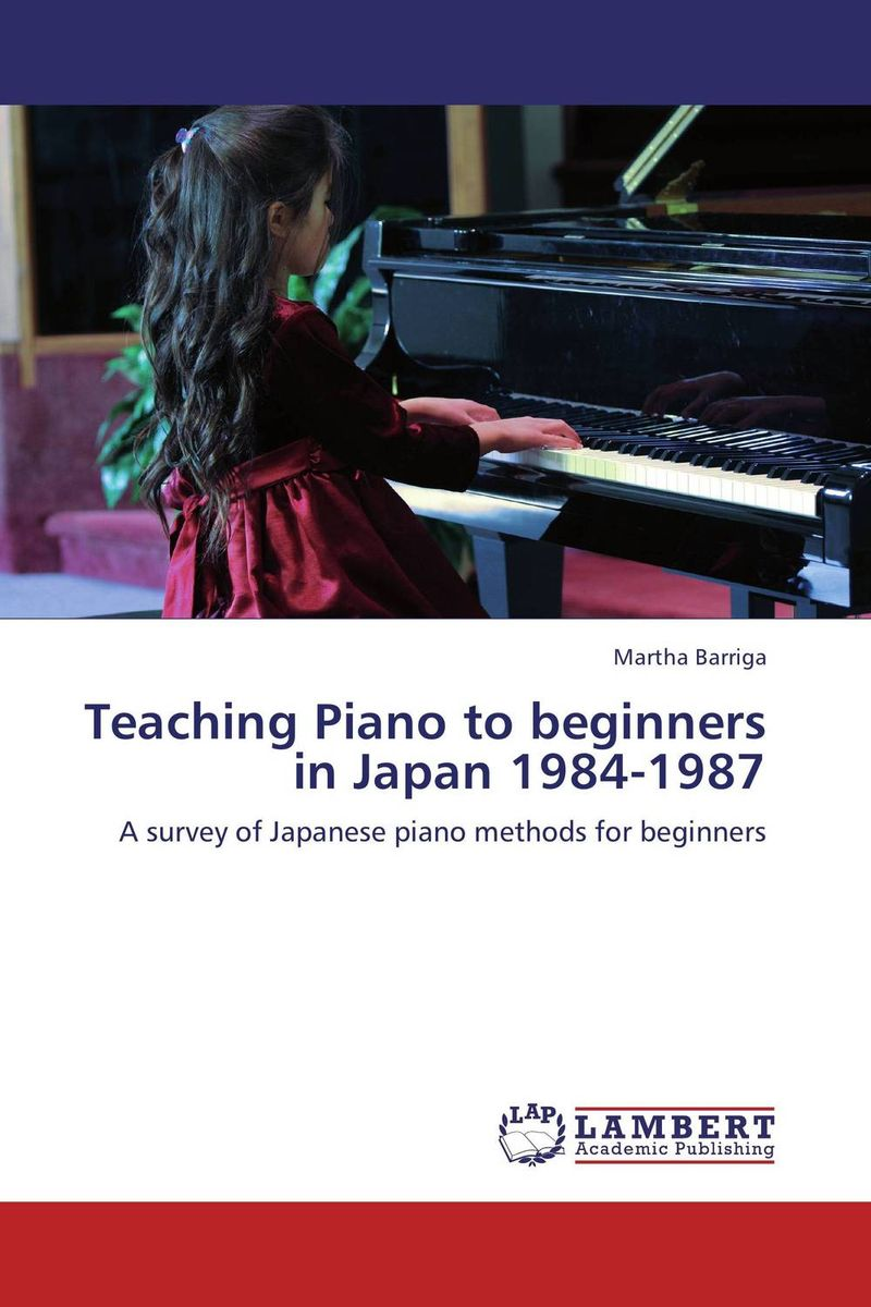 Teaching Piano to beginners in Japan 1984-1987 in situ detection of dna damage methods and protocols