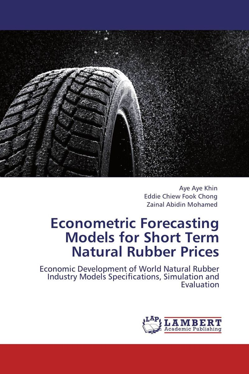 Econometric Forecasting Models for Short Term Natural Rubber Prices long term electric load demand forecasting and modeling