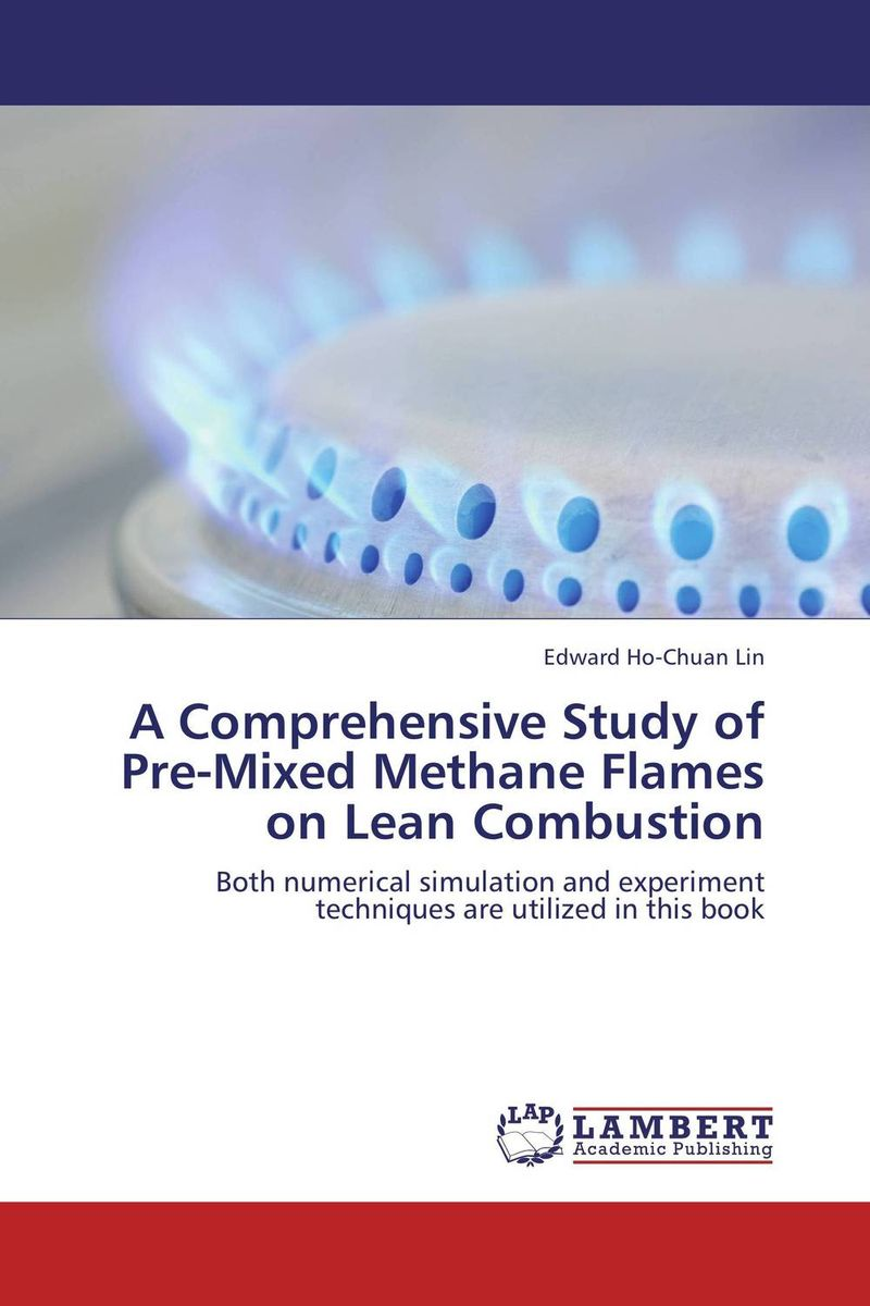 A Comprehensive Study of Pre-Mixed Methane Flames on Lean Combustion victoria wapf the disease of chopin a comprehensive study of a lifelong suffering