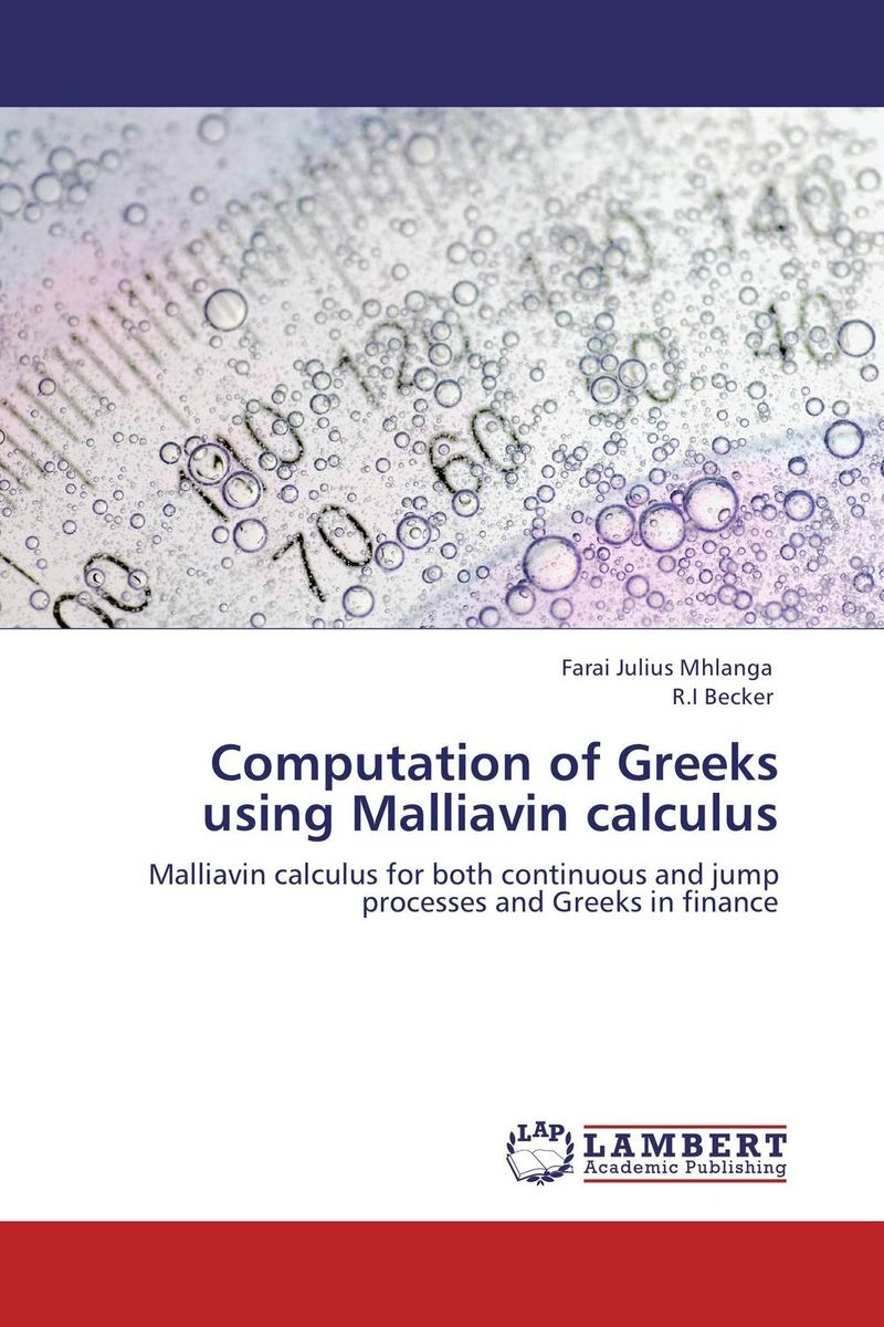 Computation of Greeks using Malliavin calculus christianity and hellenism in the fifth–century greek east – theodoret s apologetics against the greeks in context