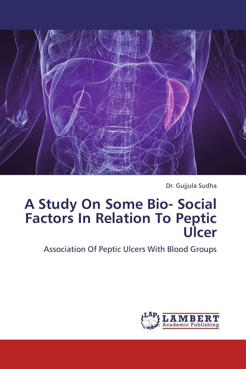 A Study On Some Bio- Social Factors In Relation To Peptic Ulcer the ten types of human
