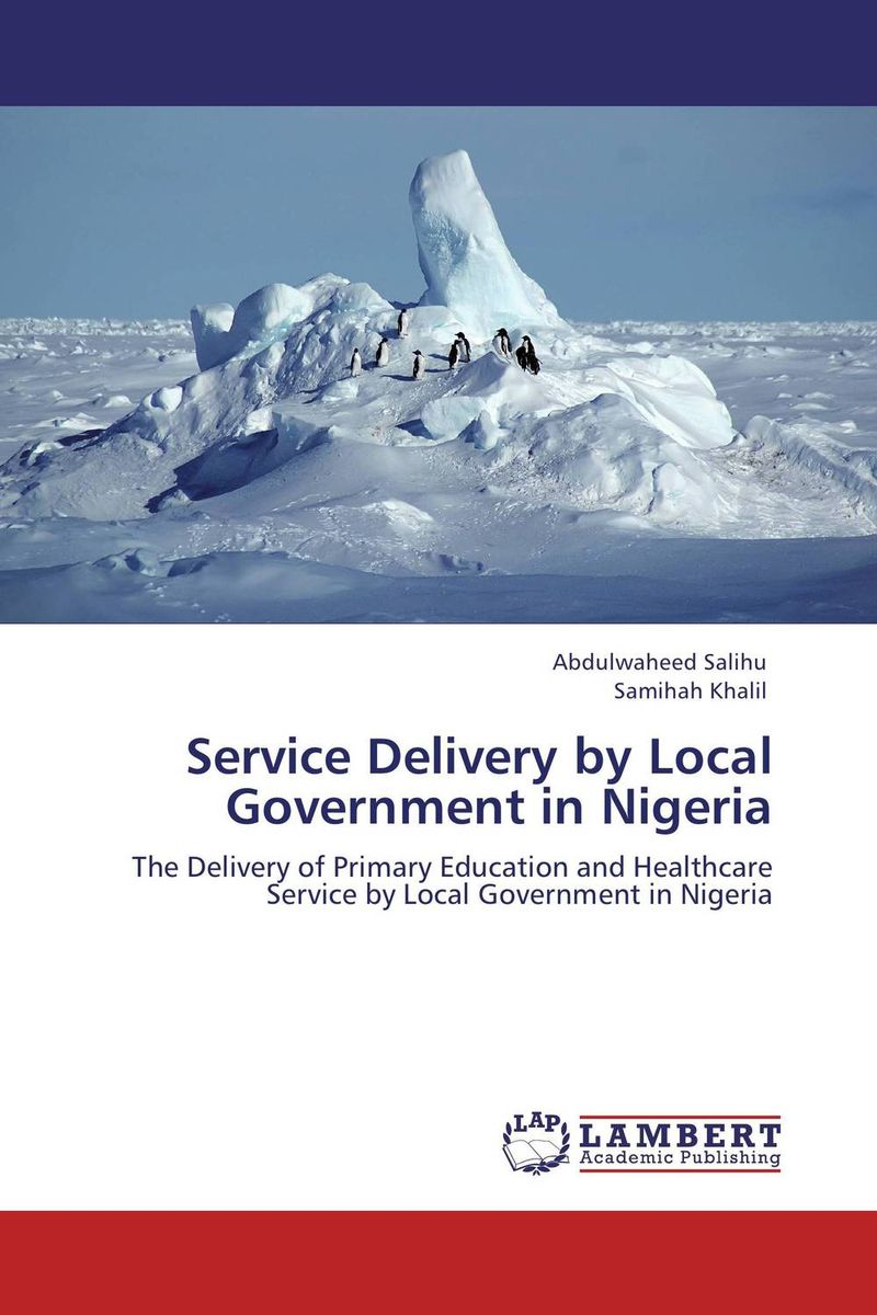 купить Service Delivery by Local Government in Nigeria по цене 7466 рублей